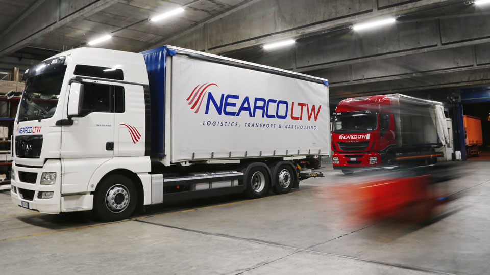 Logistica integrata NEARCO LTW